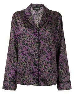 Пижамная рубашка с принтом Cynthia rowley
