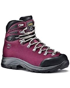 Ботинки Для Треккинга Высокие Hike Tribe Gv Ml Grapeade Asolo