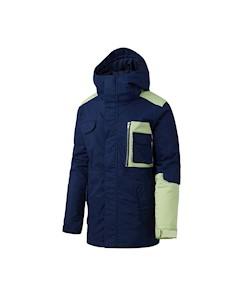 Куртка Сноубордическая 2015 16 50 50 Grind Classic Jacket Navy Romp