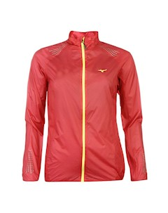 Куртка Беговая 2016 Lightweight 7D Jacket Красный Mizuno