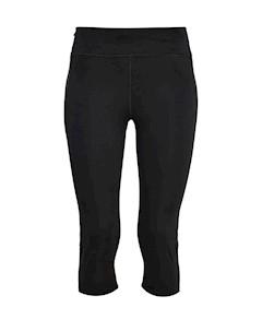 Тайтсы Беговые 2017 Sn 3 4 Ti W Black Adidas