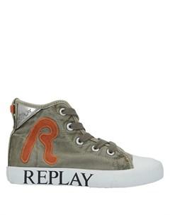 Высокие кеды и кроссовки Replay & sons