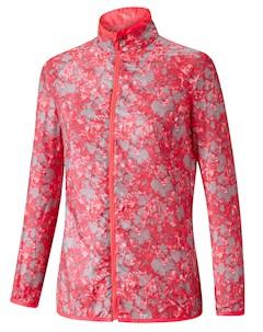 Куртка Беговая 2017 Premium Aero Jacket Роз сер Mizuno