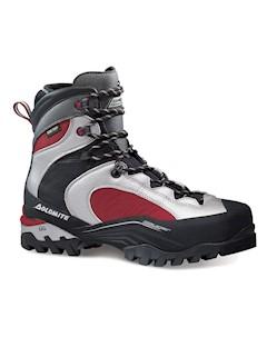 Ботинки Для Альпинизма 2017 Cougar Guide Gtx Silver red Dolomite