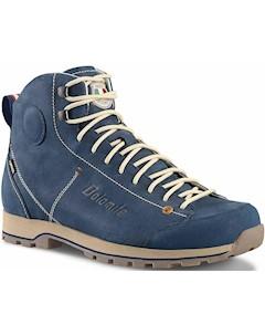 Ботинки Городские Высокие 2017 18 Cinquantaquattro High Fg Gtx Blue Dolomite