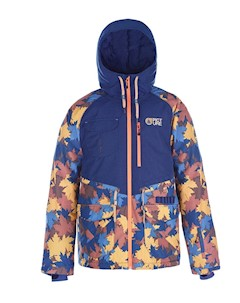Куртка Сноубордическая 2017 18 Alternate Jkt B Blue camo Picture organic