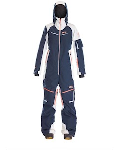 Комбинезон Сноубордический 2017 18 Xena Suit B Darkblue Picture organic
