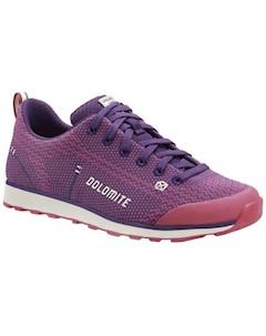 Ботинки Городские Низкие 2018 Cinquantaquattro Knit Purple Red Dolomite
