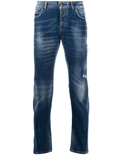 Зауженные джинсы Mick средней посадки John richmond
