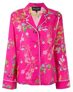 Пижамный топ с цветочным принтом Cynthia rowley