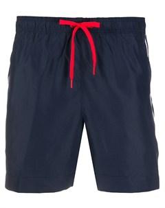 Плавки шорты с логотипом Tommy hilfiger