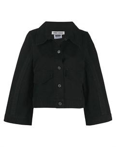 Укороченная куртка Henrik vibskov