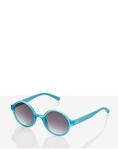Круглые солнцезащитные очки United colors of benetton