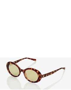 Овальные солнцезащитные очки United colors of benetton