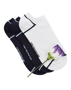 Набор из 3 пар коротких носков United colors of benetton