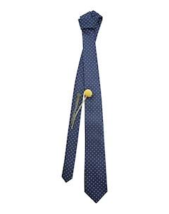 Классический галстук с принтом United Colors of Benetton