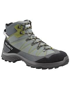 Ботинки Для Хайкинга Высокие 2018 Tovel Wp Asphalt Grey aloe Green Dolomite