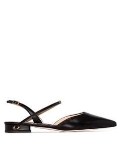 Туфли Vittoria с ремешком на пятке Jennifer chamandi