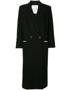 Однобортные пальто Walk of shame