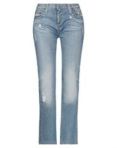 Джинсовые брюки Sexy woman