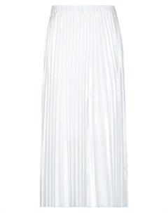 Длинная юбка Nude