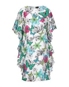 Платье миди Fontana couture