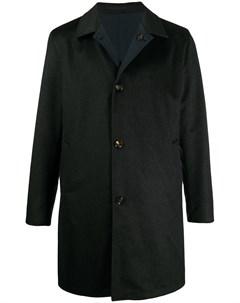 Кашемировое пальто на пуговицах Kired