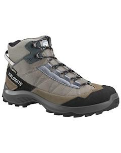 Ботинки Для Хайкинга Высокие 2018 Brez Gtx Taupe Grey deep Teal Dolomite