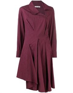 Платье рубашка Enata асимметричного кроя Palmer / harding