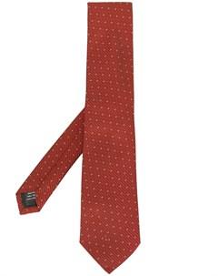 Жаккардовый галстук Gieves & hawkes
