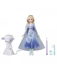 Кукла Холодное Сердце 2 Магия причесок Эльза Disney princess