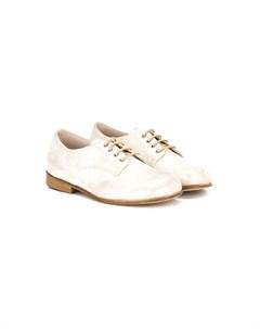 Туфли на шнуровке Pèpè