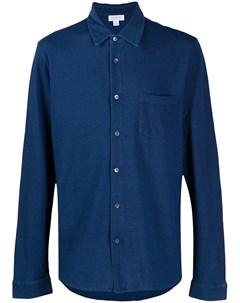 Рубашка из джерси Sunspel