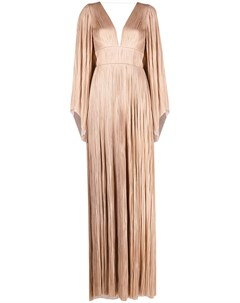 Плиссированное вечернее платье Zakiya Maria lucia hohan