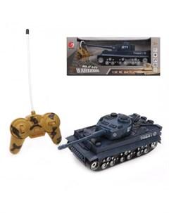 Танк на радиоуправлении 163 E8030 Наша игрушка