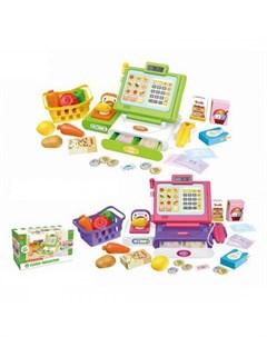 Игровой набор Супермаркет 29 предметов Наша игрушка