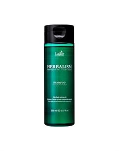 Шампунь для волос La dor Herbalism Shampoo 150 мл Lador
