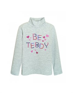 Водолазка для девочки Be teddy Let's go