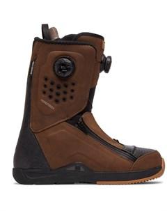 Ботинки для сноуборда Travis Rice M Boax Brown 2021 Dc shoes