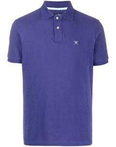 Рубашка поло с логотипом Hackett