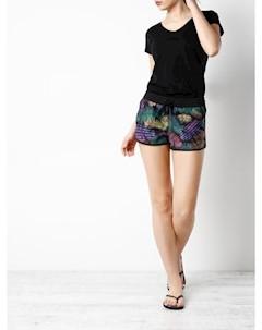 COLINS черный женский пляжные шорты