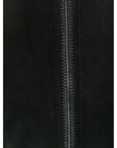 Кожаная куртка Arpenteur с металлическим декором на спине Isaac sellam experience