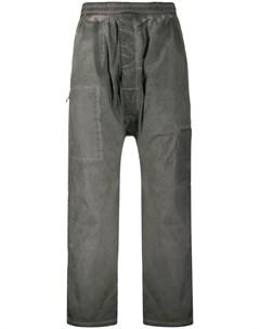 Спортивные брюки с выцветшим эффектом 11 by boris bidjan saberi