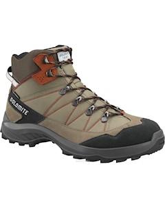 Ботинки Для Хайкинга Высокие 2018 Tovel Wp Taupe Grey rusty Red Dolomite