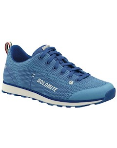 Ботинки Городские Низкие 2018 Cinquantaquattro Knit Cobalt Blue Dolomite