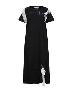 Платье миди Facetasm