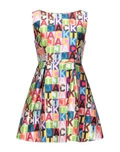 Короткое платье Jack t.