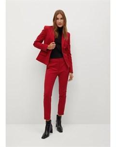 Структурированный костюмный пиджак Cofi7 Mango