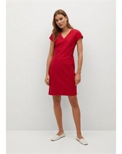 Короткое облегающее платье Cofi7 n Mango