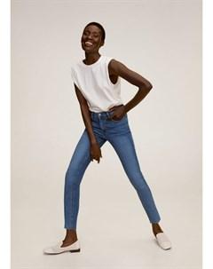 Укороченные джинсы скинни Isa Isa Mango